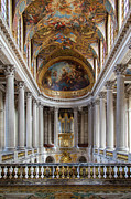 Riches Art - Versailles Chapel by Brian Jannsen