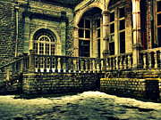Viceregal Lodge Shimla Print by Salman Ravish