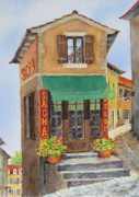 Mary Ellen  Mueller-Legault - Village in Provence