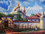 Raffi  Jacobian - Village Life