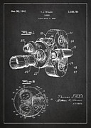 Vintage Camera Patent Drawing From 1938 Print by Aged Pixel