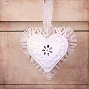 Jane Rix - Vintage hearts with...