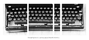 Retro Phone Photos - Vintage Typewriter by Edward Fielding