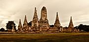 Wat Chaiwatthanaram Ayutthaya  Thailand Print by Fototrav Print