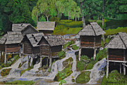Ferid Jasarevic - Watermill on Pliva