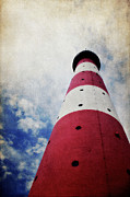 Angela Doelling AD DESIGN Photo and PhotoArt - Westerhever Lighthouse