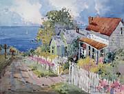 Joyce Hicks - Westport by the Sea
