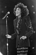 Fashion Photos For Sale Posters - Whitney Houston Poster by Front Row  Photographs