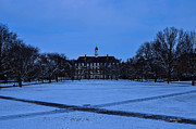 University Of Illinois Photos - Winter Break by Kittie Moll