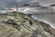 Scott Leslie - Yarmouth Lighthouse Nova...