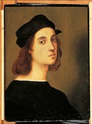 Self-portrait Photo Prints - Italy, Tuscany, Florence, Uffizi Print by Everett