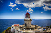 Atlantik Prints - Lighthouse Print by Fabian Roessler