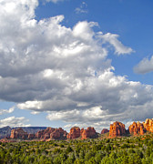 Sedona Arizona Print by Gregory Dyer