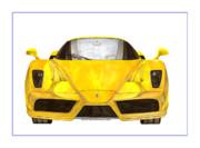 2004 Enzo Ferrari 400 Of 400 Print by Jack Pumphrey