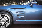 Supercharged Prints - 2005 Chrysler Supercharged Crossfire SRT6 Print by Rich Franco