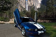 Custom Ford Metal Prints - 2006 Ford Mustang Custom GT Metal Print by Tim McCullough