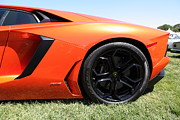 Wingsdomain Art And Photography Acrylic Prints - 2012 Lamborghini Aventador LP-700-4 5D22920 Acrylic Print by Wingsdomain Art and Photography