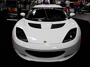 Lotus Racecar Photos - 2012 Lotus Evora - 5D20016 by Wingsdomain Art and Photography