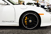 Racecar Photos - 2012 Porsche 911 Carrera GT . 7D9630 by Wingsdomain Art and Photography