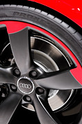 Cobo Digital Art Posters - 2013 Audi TT-RS Poster by Gordon Dean II