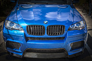 Bmw Racing Car Photos - 2013 BMW X6 M Series by Rich Franco