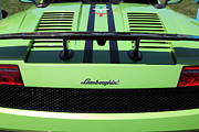 Wingsdomain Art And Photography Acrylic Prints - 2013 Lamborghini Gallardo Performante ET Spyder 5D22902 Acrylic Print by Wingsdomain Art and Photography
