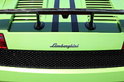Wingsdomain Art And Photography Acrylic Prints - 2013 Lamborghini Gallardo Performante ET Spyder 5D22903 Acrylic Print by Wingsdomain Art and Photography