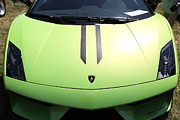 Wingsdomain Art And Photography Acrylic Prints - 2013 Lamborghini Gallardo Performante ET Spyder 5D22906 Acrylic Print by Wingsdomain Art and Photography