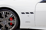 Italian Sports Cars Prints - 2013 Maserati Gran Turismo S Print by Rich Franco