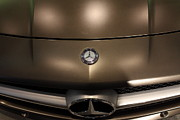 Gullwing Posters - 2013 Mercedes Benz SLS AMG Gullwing - 5D20433 Poster by Wingsdomain Art and Photography