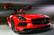 Jerome Obille - 2014 Red Mercedes-benz...
