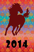 Gaspar Avila - 2014 - Year of the Horse