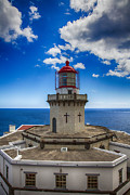 Atlantik Framed Prints - Lighthouse Framed Print by Fabian Roessler