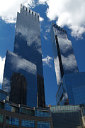 Modern Architecture Art - New York City by ELITE IMAGE photography By Chad McDermott