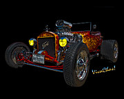 Chas Sinklier - 23 Ford Hot Rod