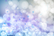Soft Photos - Abstract background by Les Cunliffe