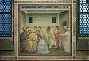 Pilate Art - Italy, Veneto, Padua, Scrovegni Chapel by Everett