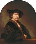 Rembrandt, Harmenszoon Van Rijn, Called Print by Everett