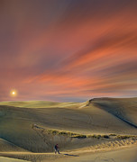 Dunes Prints - 2532 Print by Peter Holme III