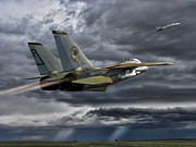 Jets Photos - 2790 by Peter Holme III