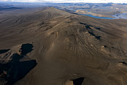 Europe Pastels - Iceland Aerial Photo by Gunnar Orn Arnason