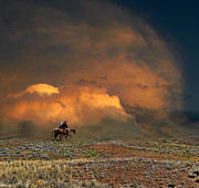 Cowboys Photos - 2876 by Peter Holme III
