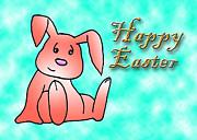 Jeanette K - Happy Easter Bunny