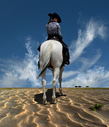 Cowgirl Photos - 2977 by Peter Holme III