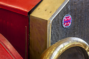Fire Fighter Photos - 1914 LaFrance Fire Engine by Rich Franco