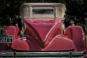 Jack R Perry - 1930 Packard Model 734 Speedster Runabout