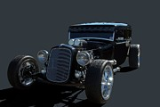 Ford Sedan Prints - 1931 Ford Sedan Hot Rod Print by Tim McCullough