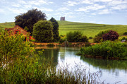Saint Catherine Photo Posters - Abbotsbury Poster by Joana Kruse
