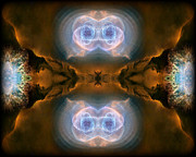Nebula Posters - Abstract 54 Poster by J D Owen