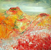 Bhvinder Kaur Sidhu - Abstract Landscape